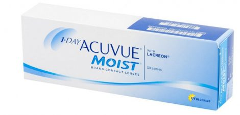 1 Day Acuvue Moist (30 linssit)