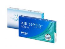 Air Optix Aqua (6 linssit)