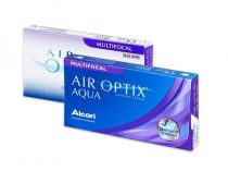 Air Optix Aqua Multifocal (6 linssit)