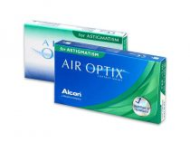 Air Optix for Astigmatism (6 linssit)