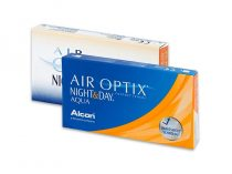 Air Optix Night & Day Aqua (6 linssit)