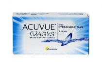 Acuvue Oasys with Hydraclear Plus (12 linssit)