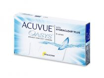 Acuvue Oasys with Hydraclear Plus (6 linssit)