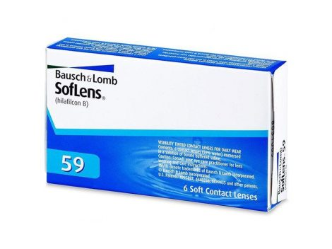SofLens 59 (6 linssit)